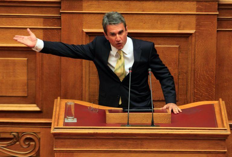 Για «ευκαμψία απέναντι στις συντεχνίες» μίλησε ο Ανδ. Λοβέρδος   tovima.gr