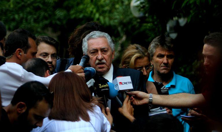 Κουβέλης: Μη εξασφάλιση των 11,5 δισ. στερεί τη δυνατότητα διαπραγμάτευσης | tovima.gr