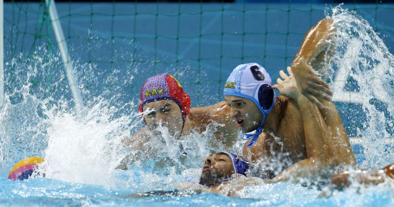 Πόλο ανδρών: Περίπατος της Εθνικής με το Καζακστάν | tovima.gr