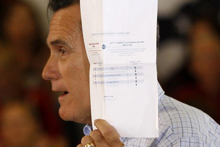 Ομπάμα – Ρόμνεϊ: Μονομαχία στον «πράσινο» ήλιο των δολαρίων | tovima.gr