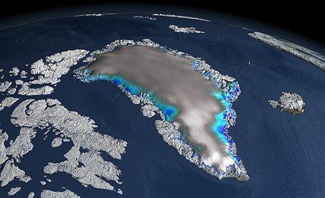 Η Γροιλανδία έλιωνε γρήγορα και στο παρελθόν | tovima.gr