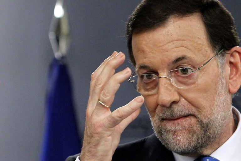 Ισπανία: παρά την κρίση, αντέχει ακόμα δημοσκοπικά ο Ραχόι | tovima.gr