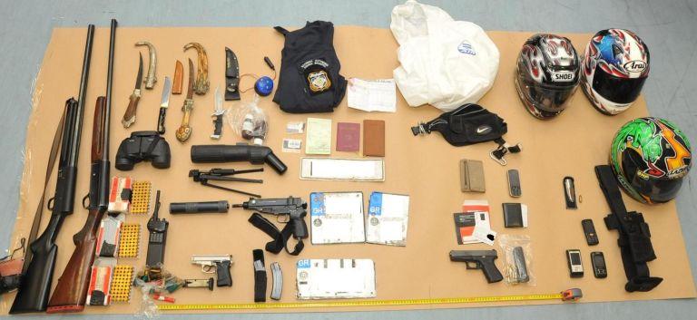 Συνελήφθη δραπέτης που είχε σκοτώσει δυο αστυνομικούς | tovima.gr