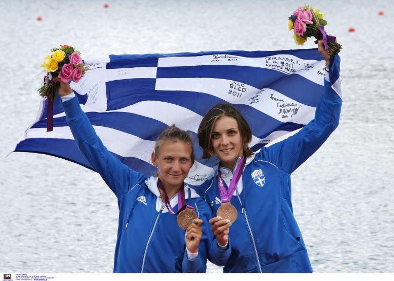 Κωπηλασία: Χάλκινο μετάλλιο για τις Τσιάβου – Γιαζιτζίδου | tovima.gr