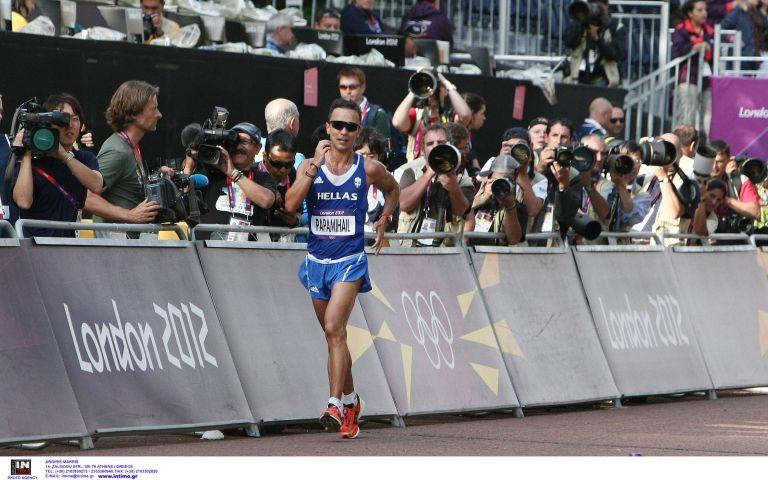 Λονδίνο 2012: 25ος στα 50 χλμ. βάδην ο Αλ. Παπαμιχαήλ | tovima.gr