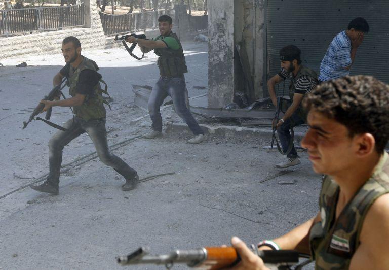 Ομαδικές εκτελέσεις καταγγέλλει η αντιπολίτευση στη Συρία | tovima.gr