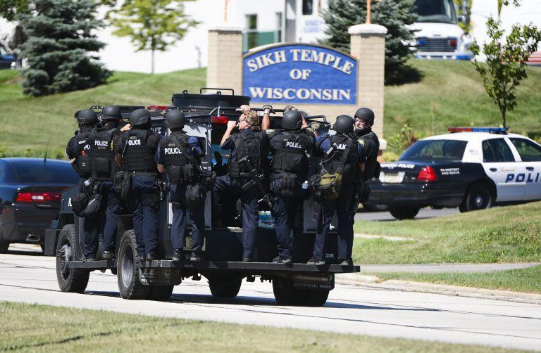 ΗΠΑ: 7 νεκροί από ένοπλη επίθεση σε ναό των Σιχ στο Ουισκόνσιν | tovima.gr