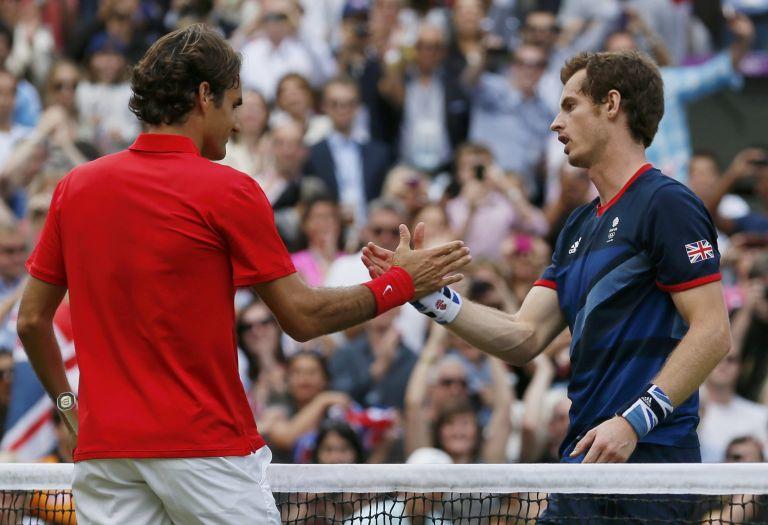 Λονδίνο 2012: Χρυσό στο τένις για τον Μάρεϊ – Κέρδισε τον Φέντερερ στον τελικό   tovima.gr