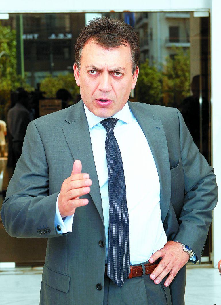 Γ. Βρούτσης: Καταθέτει στοιχεία για τις συντάξεις – «μαϊμού» | tovima.gr