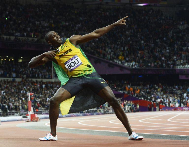 Λονδίνο 2012: Αστραπή ο Μπολτ, νικητής στα 100μ.   tovima.gr
