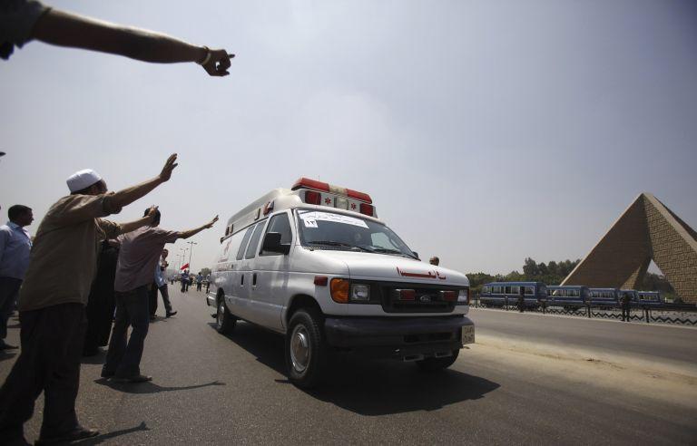 Αίγυπτος: 20 ισλαμιστές μαχητές νεκροί από επίθεση του στρατού στο Σινά | tovima.gr