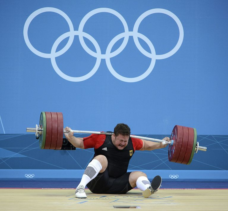 Λονδίνο 2012: Ολυμπιακά ατυχήματα (video) | tovima.gr
