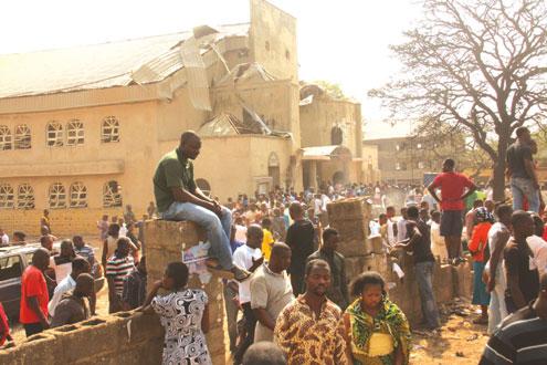 Νιγηρία: 19 νεκροί έπειτα από επίθεση σε ευαγγελική εκκλησία | tovima.gr