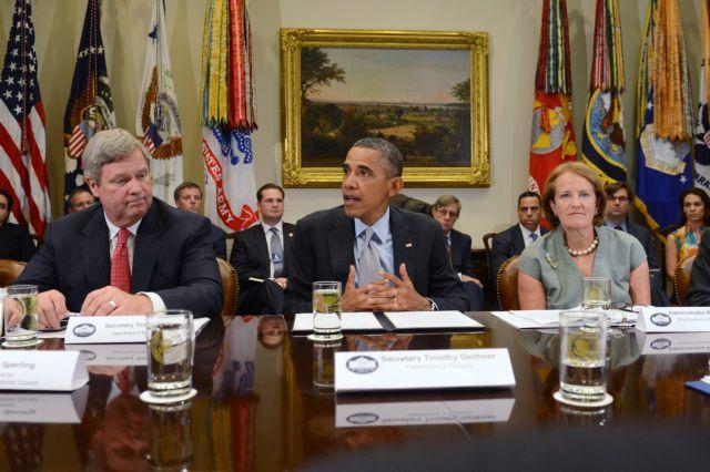 «Ανησυχητική» για τον Ομπάμα η ξηρασία που πλήττει τις ΗΠΑ   tovima.gr