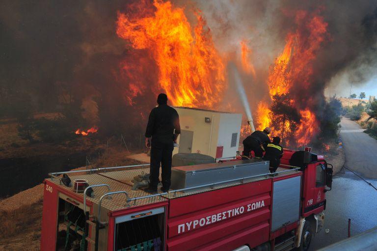 Πυροσβέστες: Δεν ίδρωσε το αυτί κανενός για τον κίνδυνο καταστροφής | tovima.gr