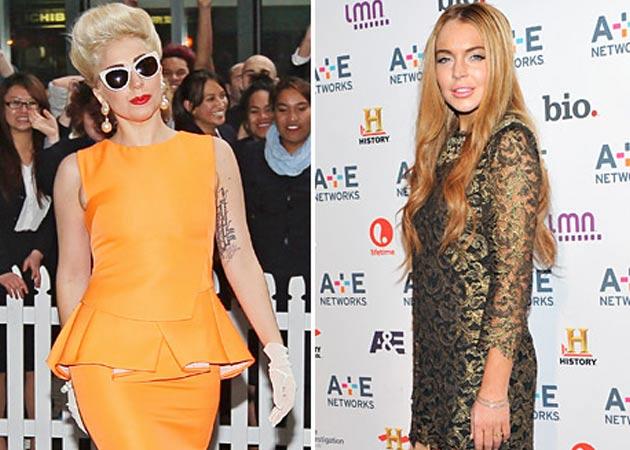 Συνεργασία Λίντσεϊ Λόχαν και Lady Gaga | tovima.gr
