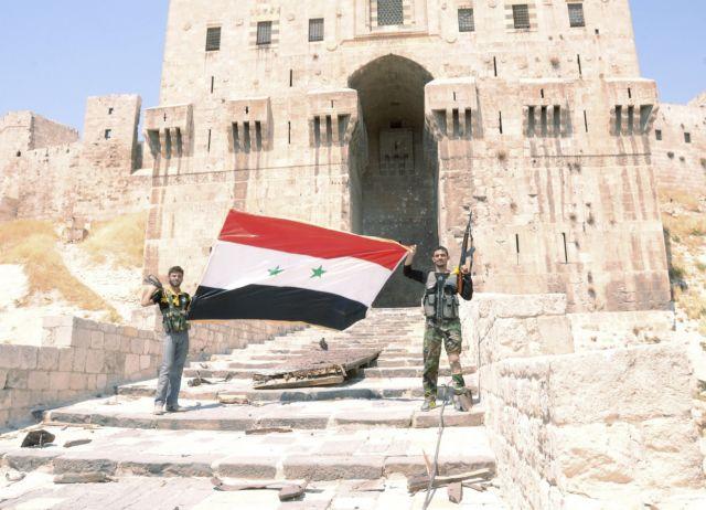 Χαλέπι: Το μνημείο της UNESCO στο κέντρο των μαχών   tovima.gr