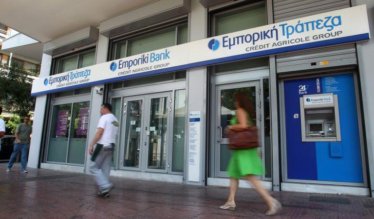 Δυόμισι τράπεζες με «κουμπαριά» της τρόικας | tovima.gr