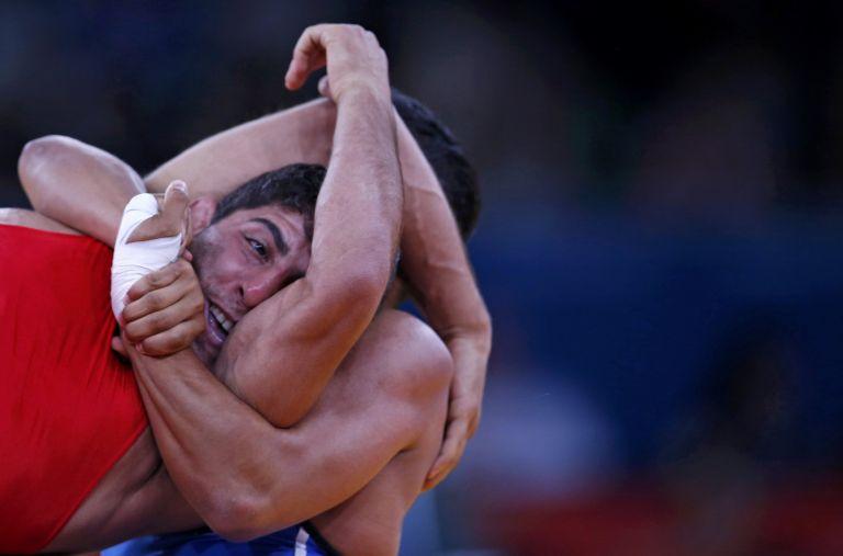Πάλη: Εχασε ο Μοτσάλιν στο ντεμπούτο του σε Ολυμπιακούς   tovima.gr