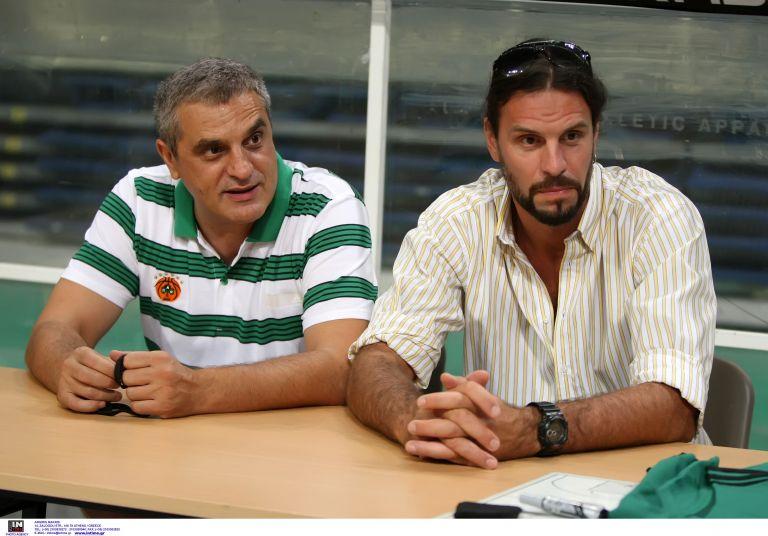 Πεδουλάκης: «Θα ήμασταν βλάκες, αν αλλάζαμε τη φιλοσοφία του ΠΑΟ» | tovima.gr