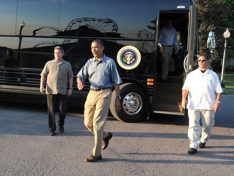 Ομπάμα προς NASA: Συγχαρητήρια… αν δείτε Αρειανούς ενημερώστε με | tovima.gr