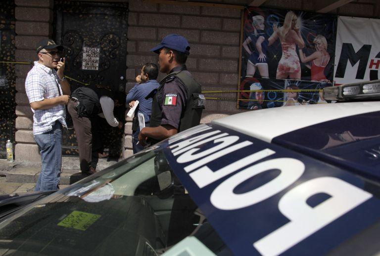 Μεξικό: Συνελήφθη ο «Ελ Ταλιμπάν» της συμμορίας καρτέλ Λος Σέτας | tovima.gr