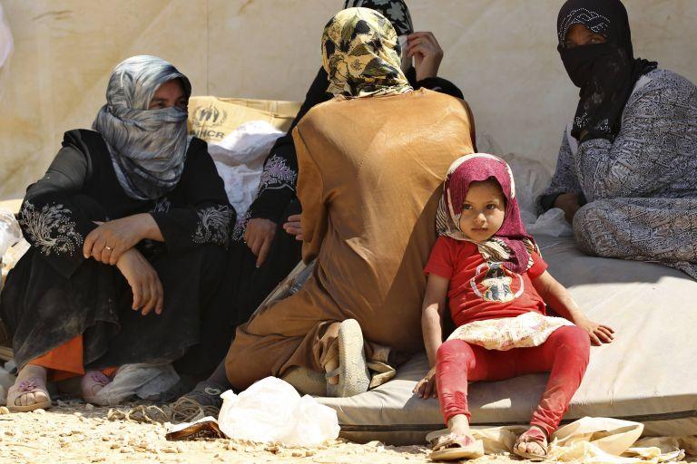 Συρία: Ανεξέλεγκτη η φυγή λόγω του εμφυλίου | tovima.gr