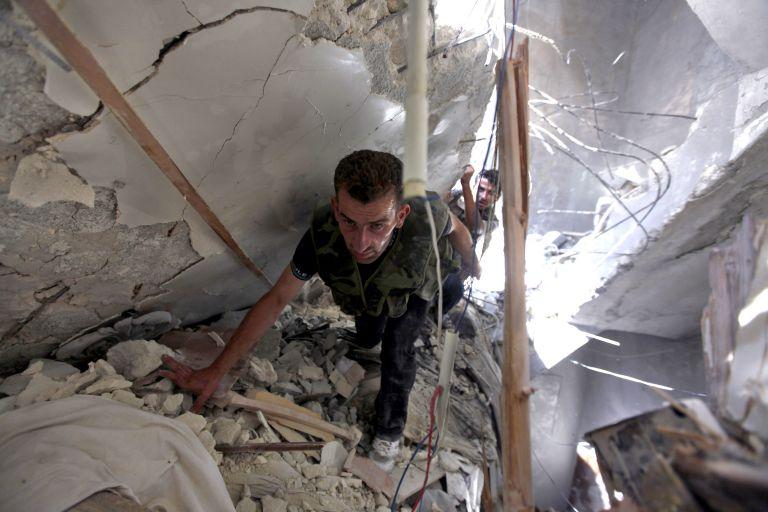 ΗΠΑ: Μία από τις χειρότερες ανθρωπιστικές κρίσεις στη Συρία | tovima.gr