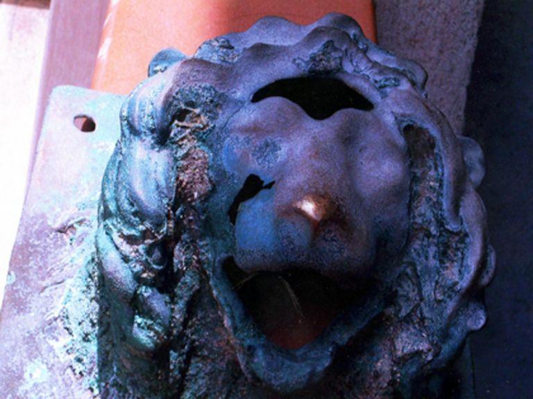 Το λιοντάρι του Ριάτσε στο μικροσκόπιο των αρχαιολόγων   tovima.gr