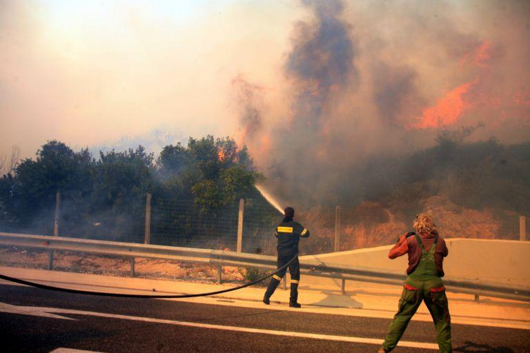 Εσβησε η οι πυρκαγιά στο Καπανδρίτι   tovima.gr