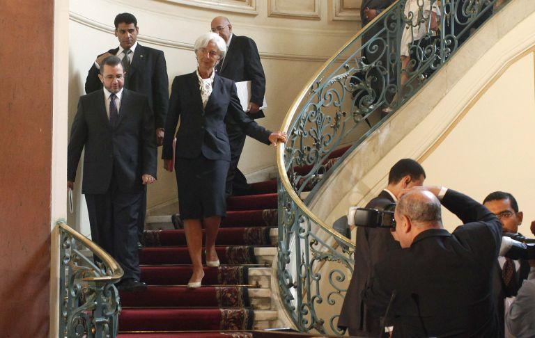 Αίγυπτος: ζητά βοήθεια από το ΔΝΤ ύψους 4,8 δισ. δολαρίων | tovima.gr