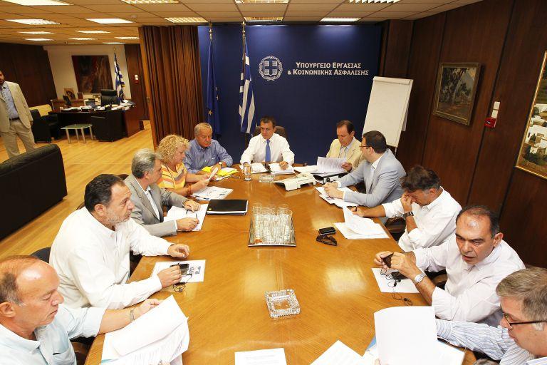 Διαφωνία κοινωνικών εταίρων και υπουργείου για τον κατώτατο μισθό | tovima.gr