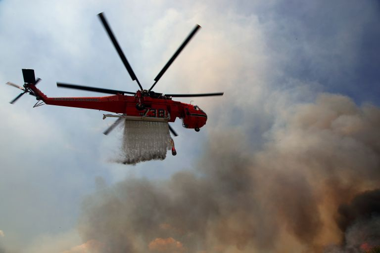 Σε εξέλιξη πυρκαγιές σε Αρκαδία, Ηλεία και Λακωνία   tovima.gr