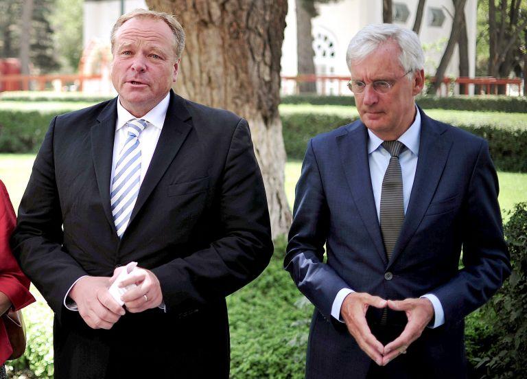 Επαφές Ολλανδίας – Ελλάδας σε επίπεδο υπουργών στην Αθήνα | tovima.gr