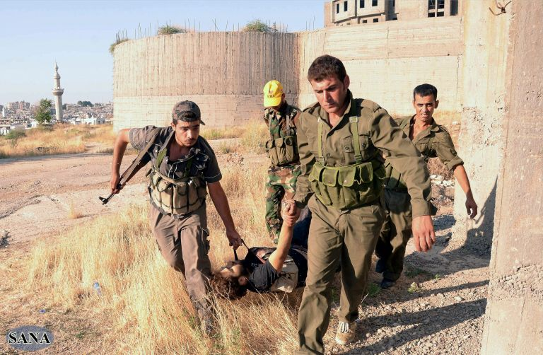 Συρία: τουλάχιστον 370 οι νεκροί το Σάββατο | tovima.gr