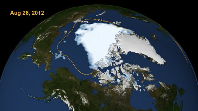Νέο ιστορικό χαμηλό στην Αρκτική   tovima.gr