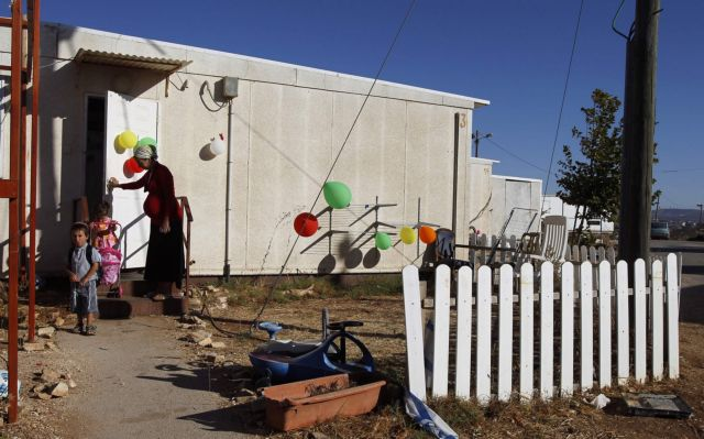 Εκκένωση «αυθαίρετου» ισραηλινού οικισμού στην Δυτική Οχθη | tovima.gr