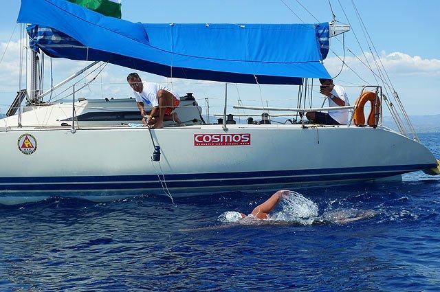 Κολυμπά για παγκόσμιο ρεκόρ στον Μεσσηνιακό   tovima.gr