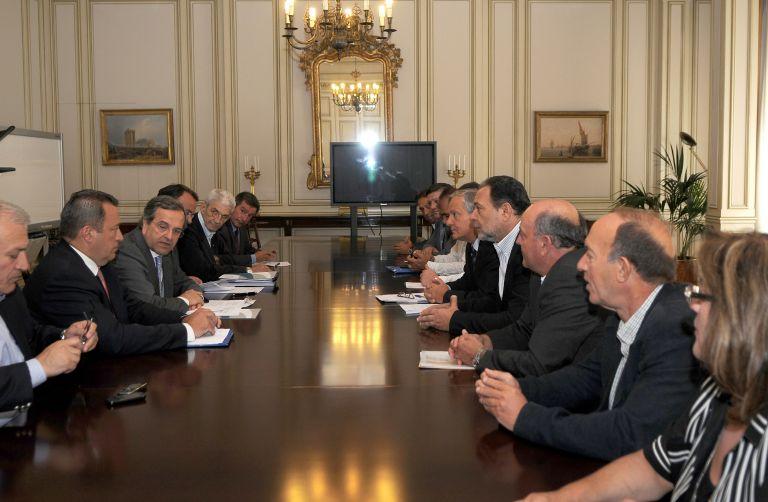 Αντ. Σαμαράς: Εθνικός και κοινωνικός ο αγώνας για το ευρώ   tovima.gr