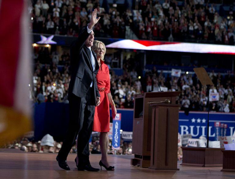 ΗΠΑ: Επισήμως υποψήφιος των Ρεπουμπλικανών ο Ρόμνεϊ για τις προεδρικές | tovima.gr