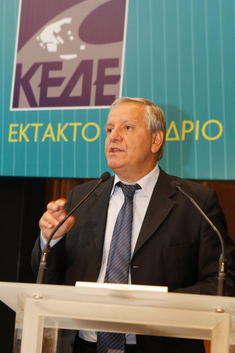 Κώστας Ασκούνης: «Καταρρέουν οι δήμοι αν δεν πάρουν τα 2,7 δισ. ευρώ» | tovima.gr
