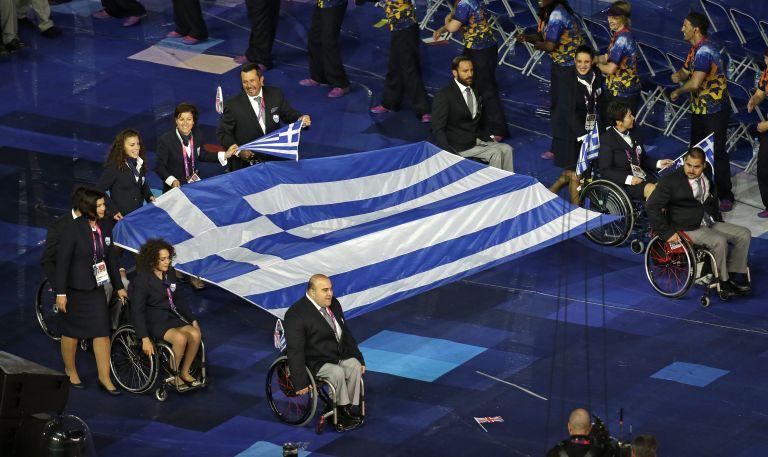 Ανοιξε η αυλαία των Παραολυμπιακών Αγώνων   tovima.gr