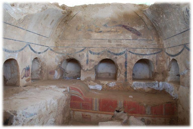 Κόρινθος: Κρυμμένη ομορφιά σε έναν τάφο | tovima.gr