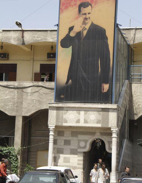 Ρόμπερτ Φισκ: Aνταπόκριση-φωτιά από τα μπουντρούμια του Ασαντ | tovima.gr