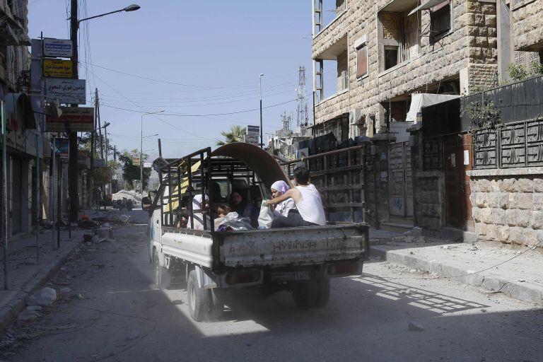 Συρία: Ο πιο αιματηρός μήνας της εξέγερσης ο Αύγουστος | tovima.gr