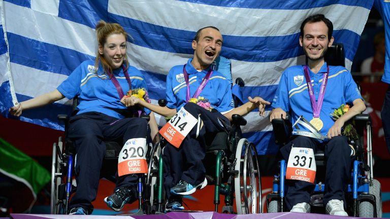 Παραολυμπιακοί: Τριπλός ελληνικός θρίαμβος | tovima.gr
