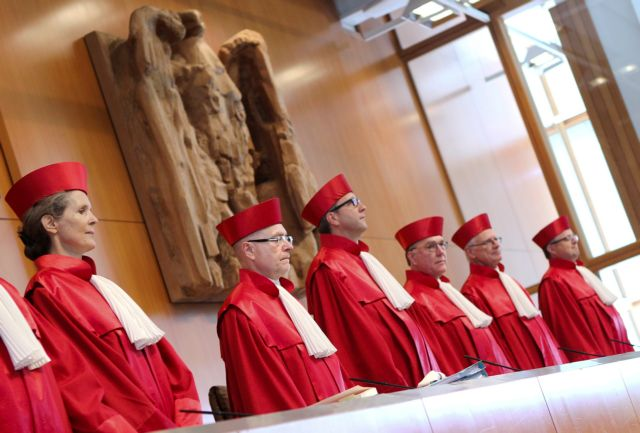 Οι δικαστές που φοβούνται η Μέρκελ και οι Βρυξέλλες | tovima.gr