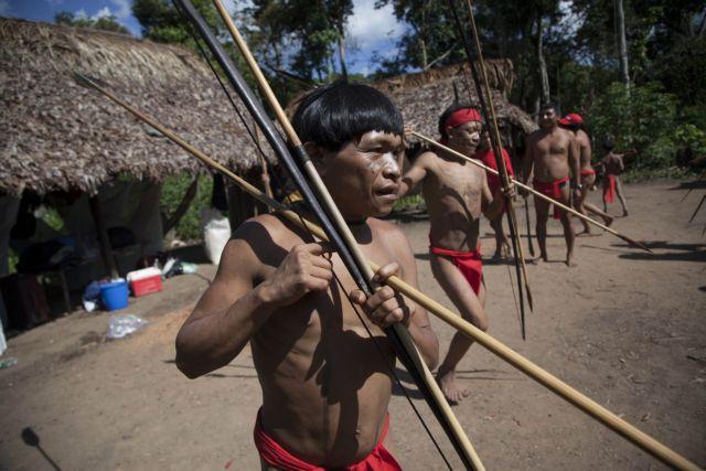 Ανθεκτικότητα στα αντιβιοτικά εμφανίζει απομονωμένη φυλή του Αμαζονίου | tovima.gr
