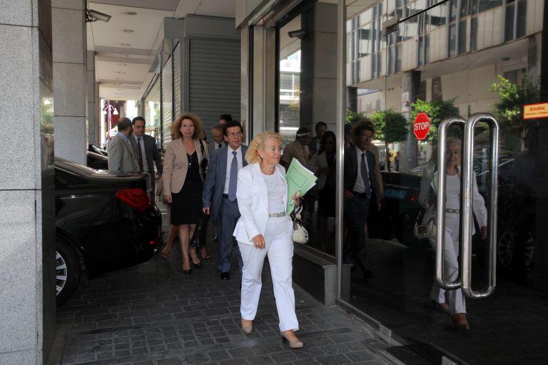 Οι δικαστικοί άκουσαν για μειώσεις 25% και τρέχουν σε Σαμαρά και Κουβέλη | tovima.gr