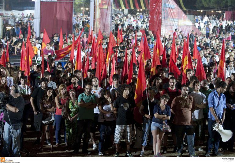 38ο Φεστιβάλ ΚΝΕ-Οδηγητή: Την Παρασκευή η ομιλία της Αλ. Παπαρήγα | tovima.gr